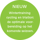 Wintertraining cycling